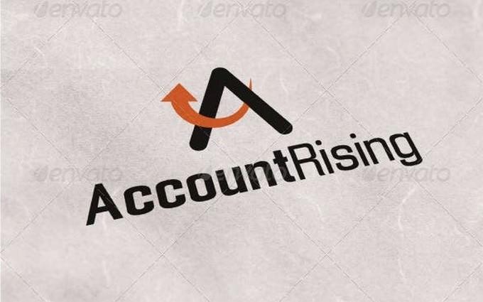 Account Rising Logo