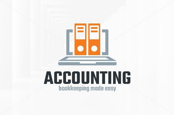 Accounting Logo Template