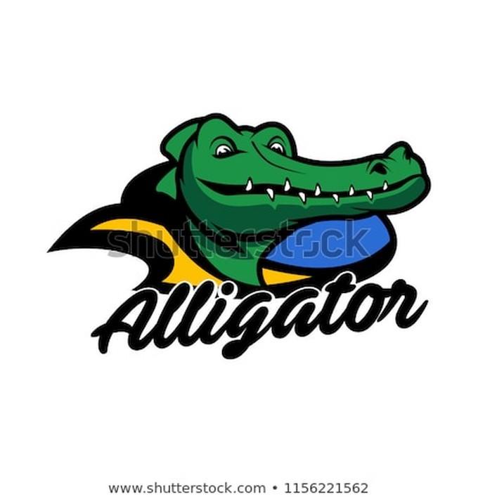 Alligator Crocodile Logo