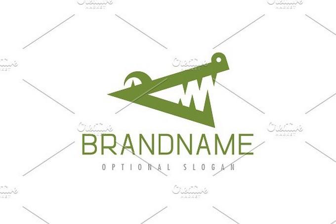 Alligator Mouth Logo