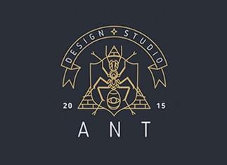 Ant Logo Design