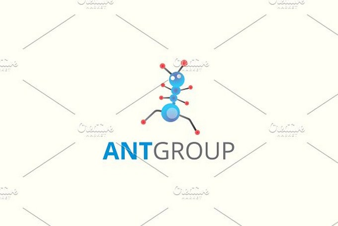 Ant Group Logo