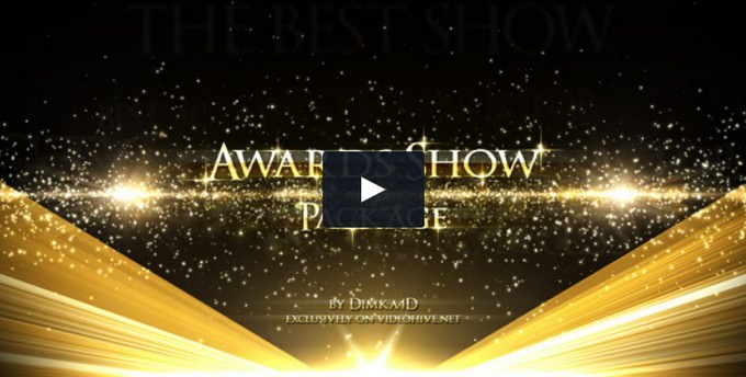 Awards Package– After Effects Slideshow Template