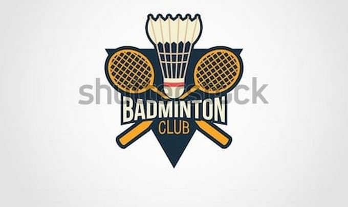Badminton Logo Design