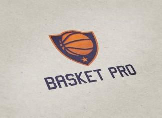 Basket Pro Logo design