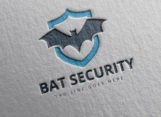 Bat Security Logo