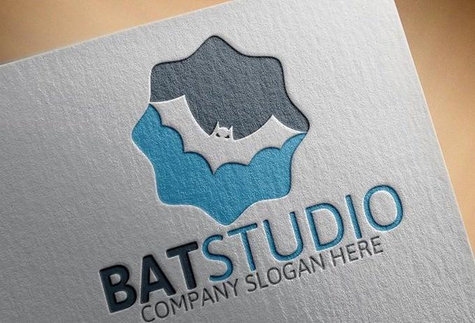 Bat Studio Logo # 2
