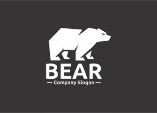 Bear Logo Design 002