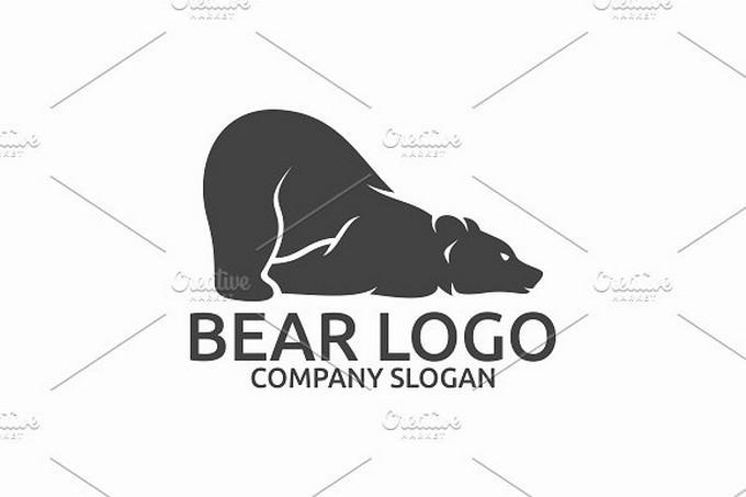 Bear Company Logo