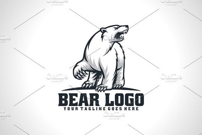 Bear Logo # 2