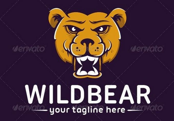 Bear Logo # 3