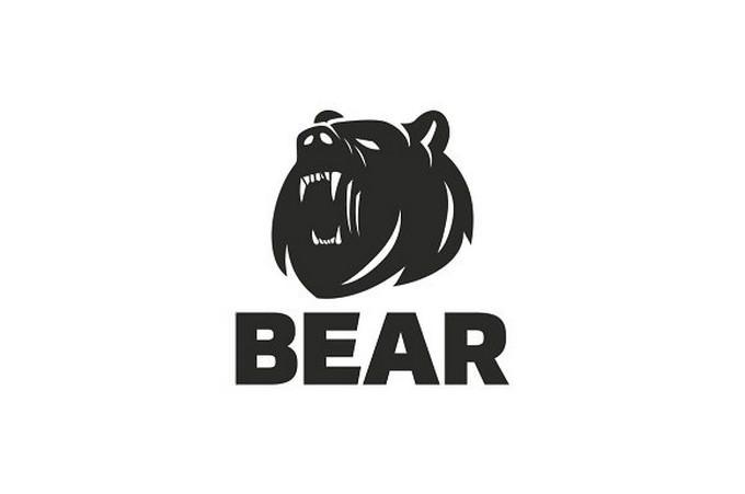 Bear Logo # 4