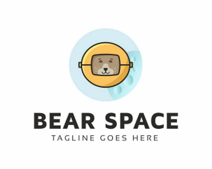 Bear Space Logo
