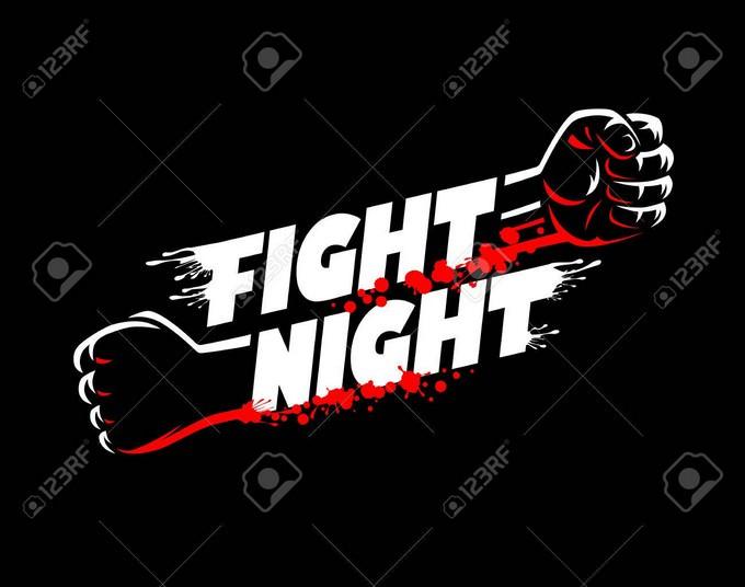 Boxing Championship Logo