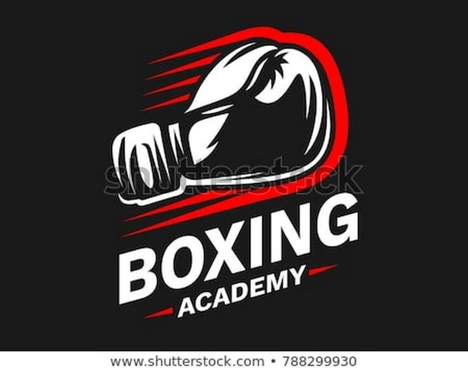 Boxing Emblem Logo Design