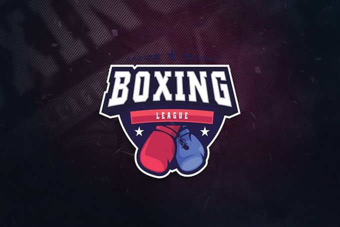 Boxing League E-Sports Logo