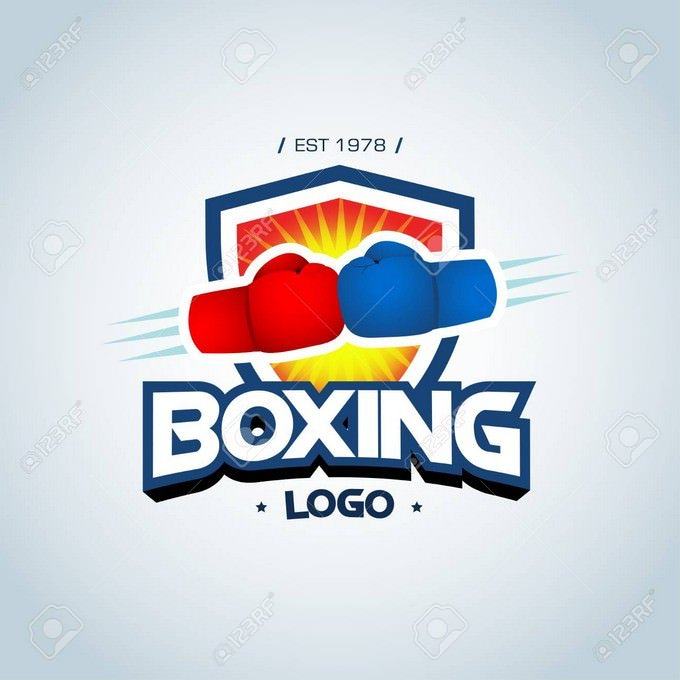 Boxing Logo Template