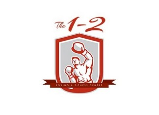 Boxing and Fitness Center Logo