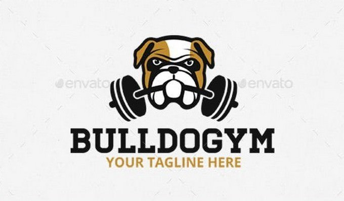 Bulldog Logo Design