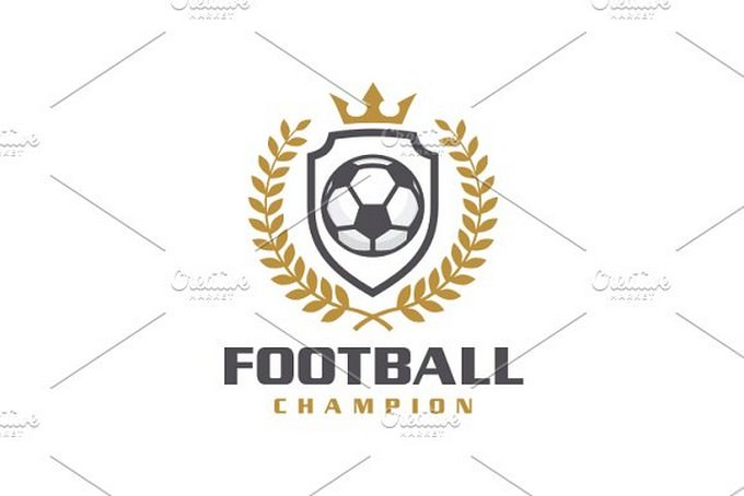 Champion Football Logo