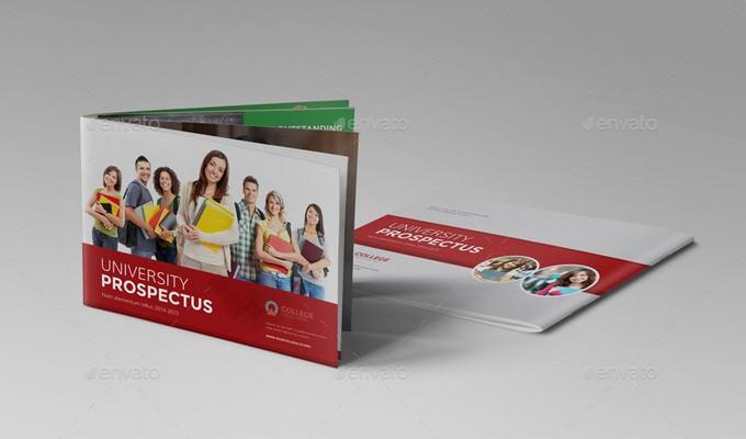 College University Prospectus Brochure