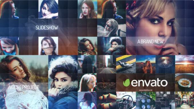Corporate Presentations– After Effects Slideshow Template