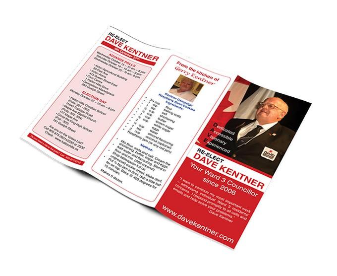 Dave Kentner Campaign Brochure
