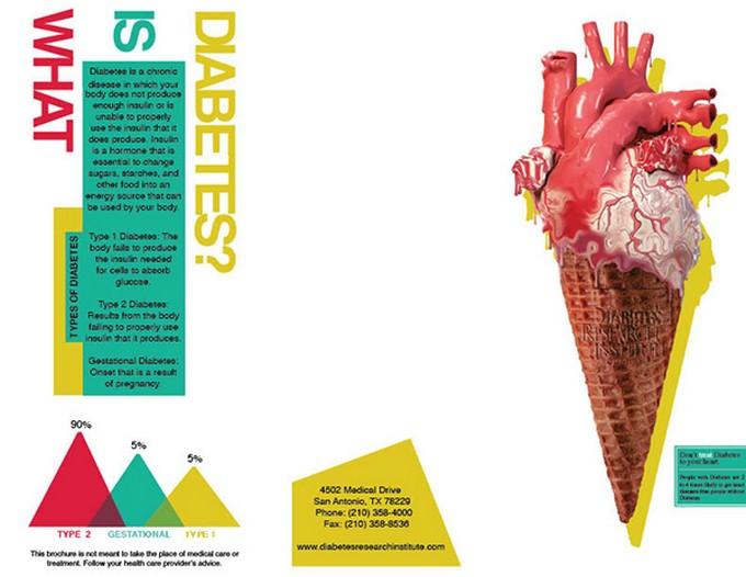 Diabetes Trifold