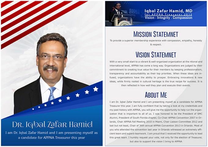 Election Campaign Brochure