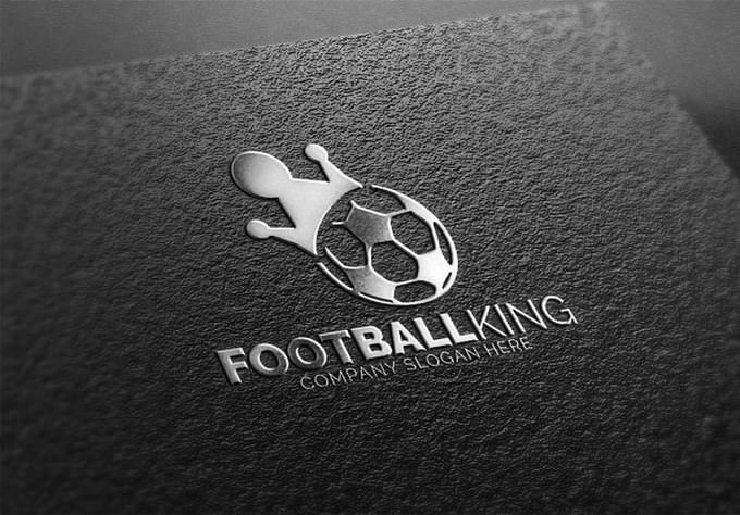 Football King Logo