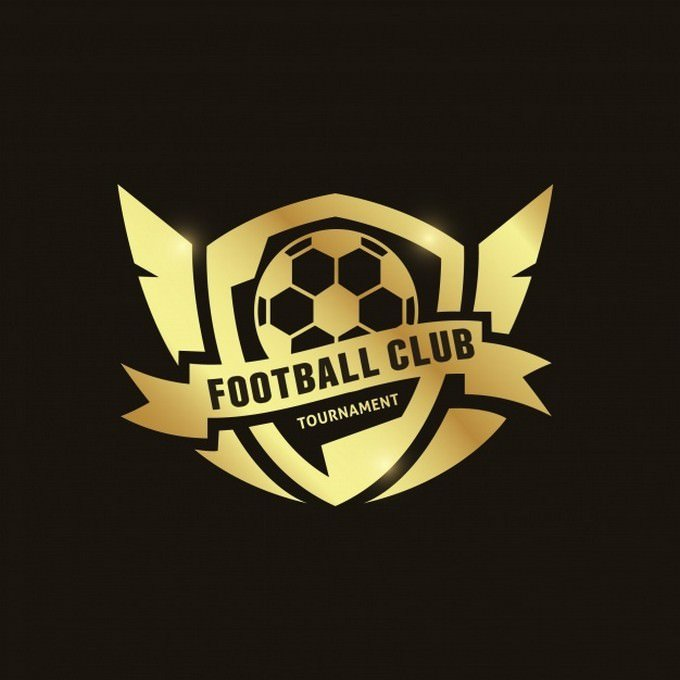 Football Logo Background