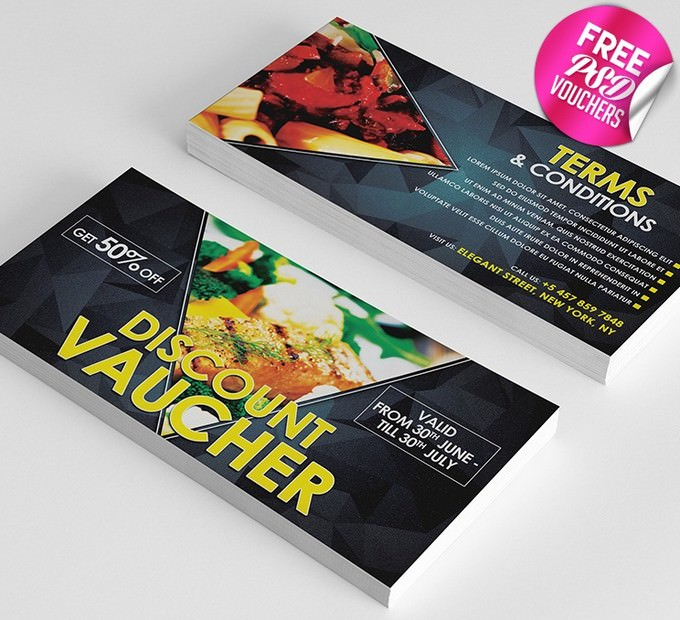 PSD Gift Voucher Bundle