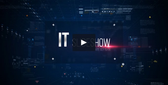 IT– After Effects Slideshow Template