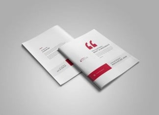 Law Attorney Legal Brochure
