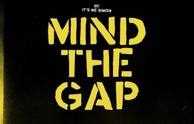 Mind the Gap font