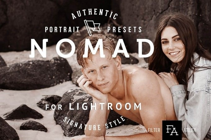 Nomad Presets for Lightroom