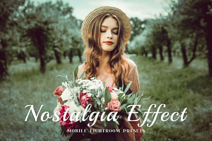 Nostalgia Mobile Lightroom Preset