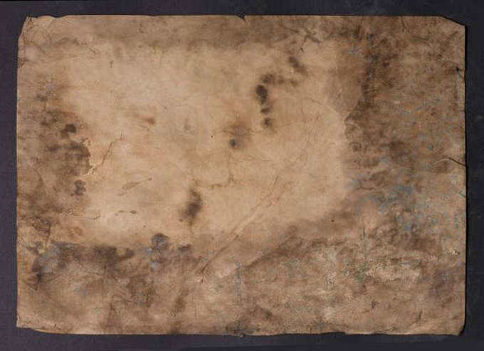 Paper Stained Texture # 4