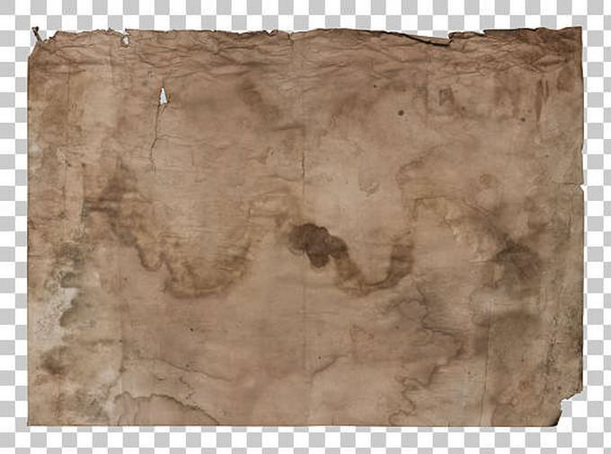 Paper Stained Texture # 5