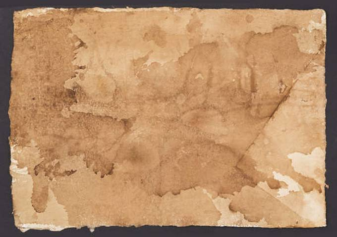 Paper Stained Texture