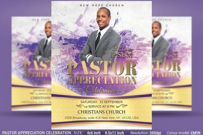 Pastor Appreciation Celebration Chur