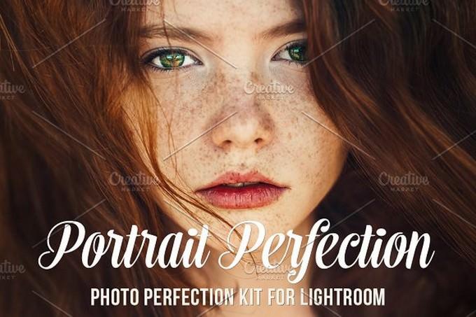 Portrait Lightroom Presets and Brush