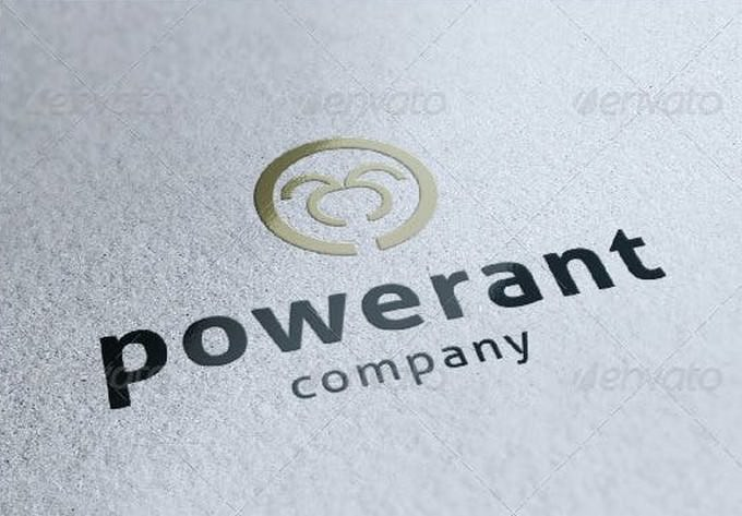 Power Ant Logo