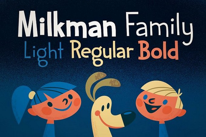 Sale Milkman Family