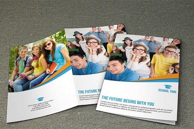 School Time Brochure