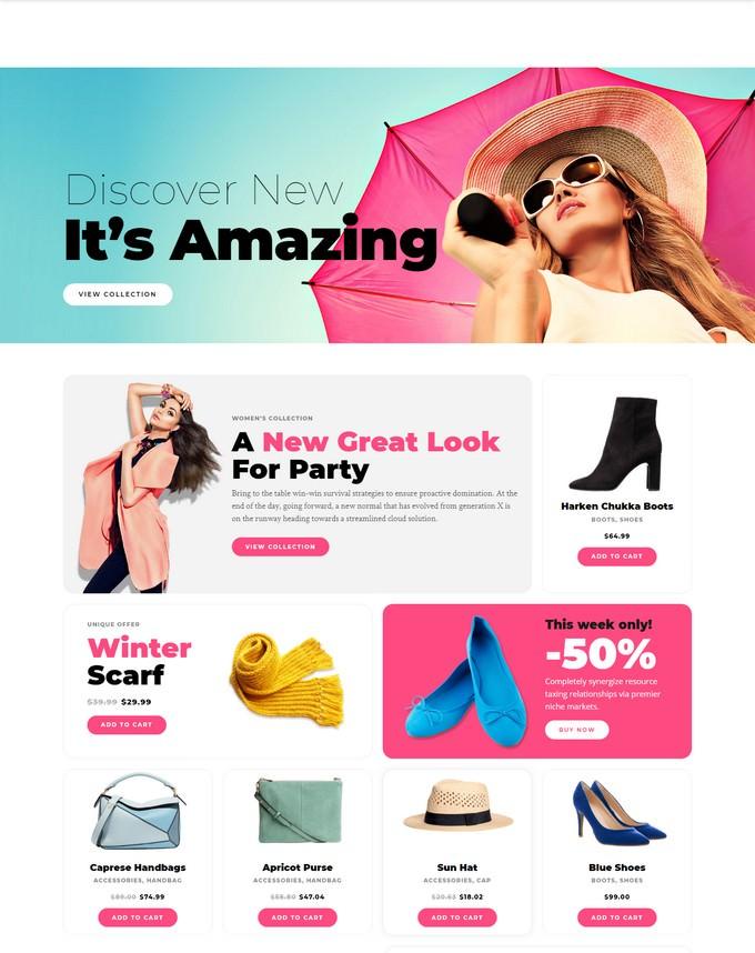 Shoperific - Flexible WooCommerce Shop