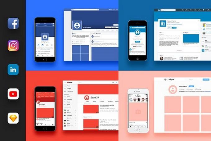 Social Media Branding Kit