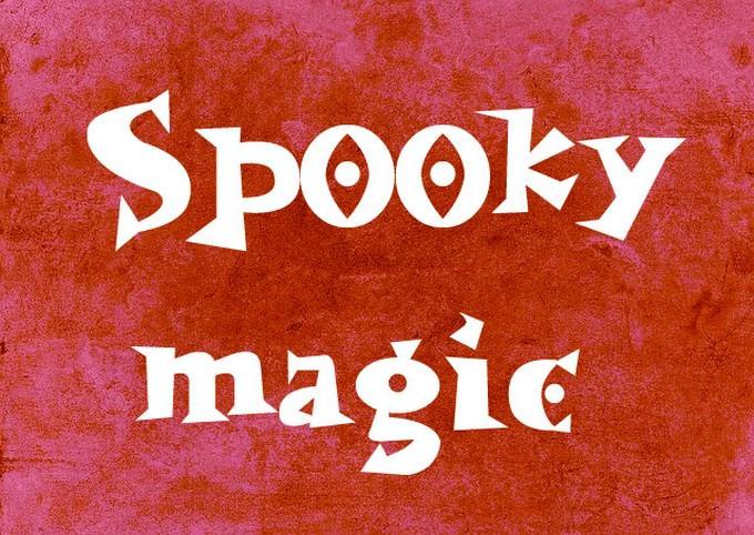 Spookymagic