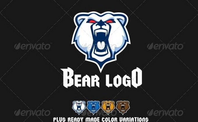 Sport Bear Logo