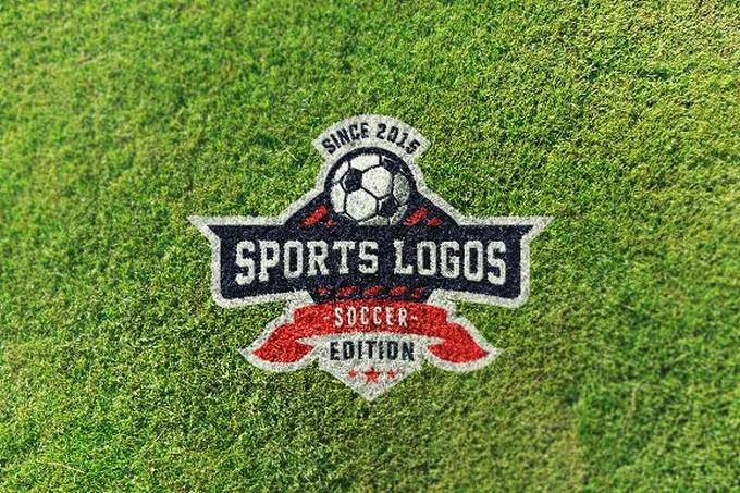 Sports Logos Soccer Football Edition